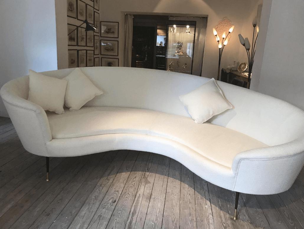 Mid-Century Italian Sofa, 1960s