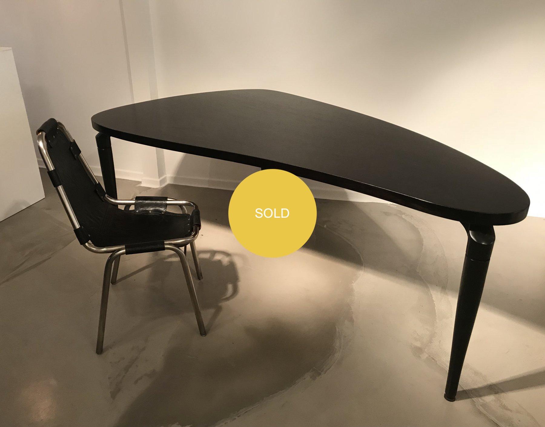Italian organic shape desk or dining table