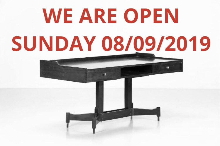 Open during Sunday 08/09