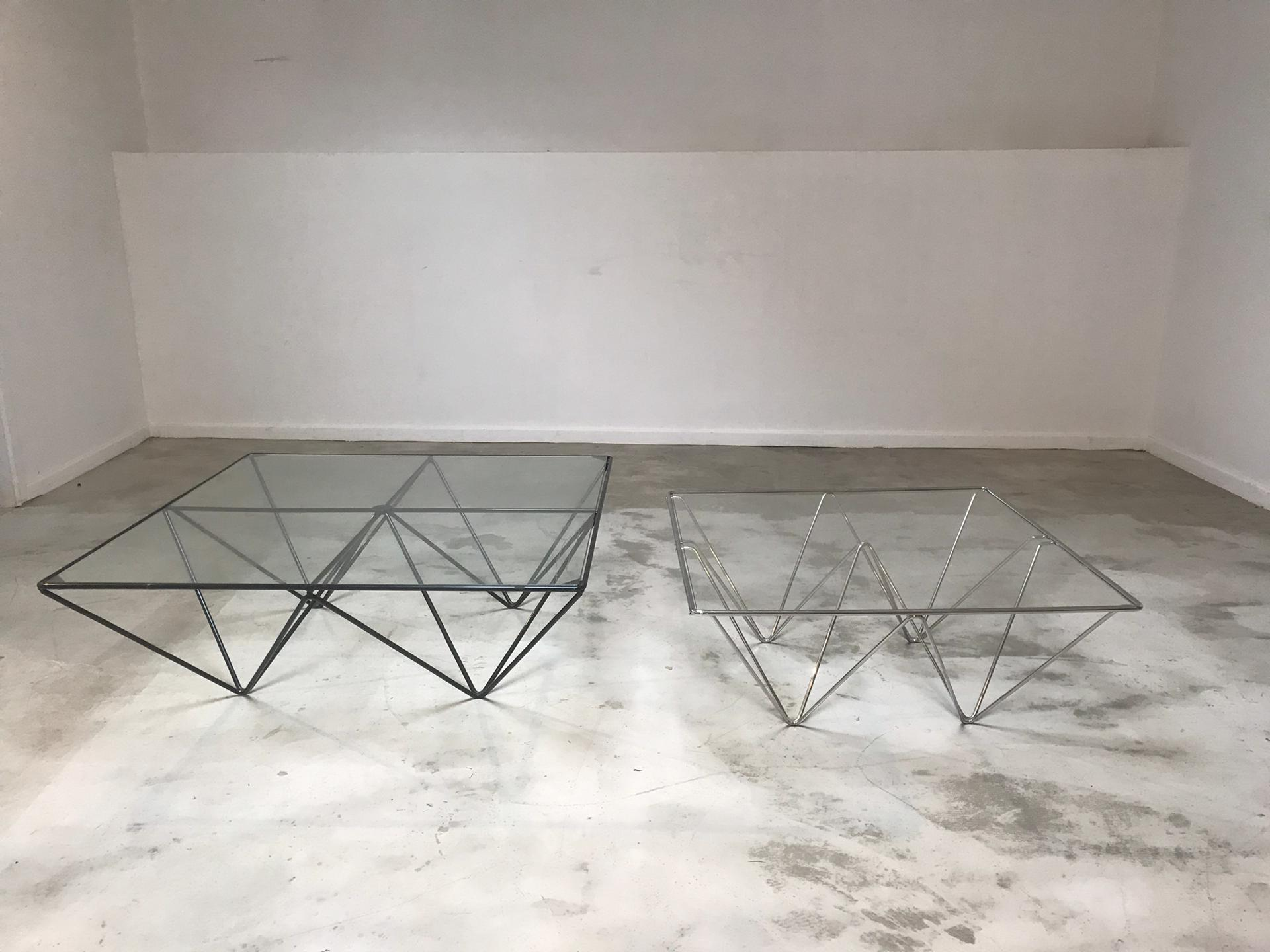 Paolo Piva coffee tables