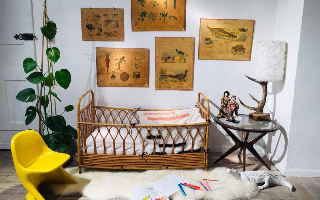 Carabistouilles, design for kids