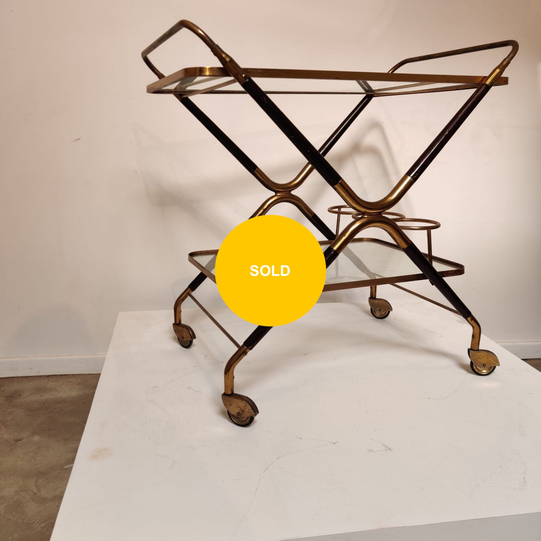 Trolley by Cesare Lacca