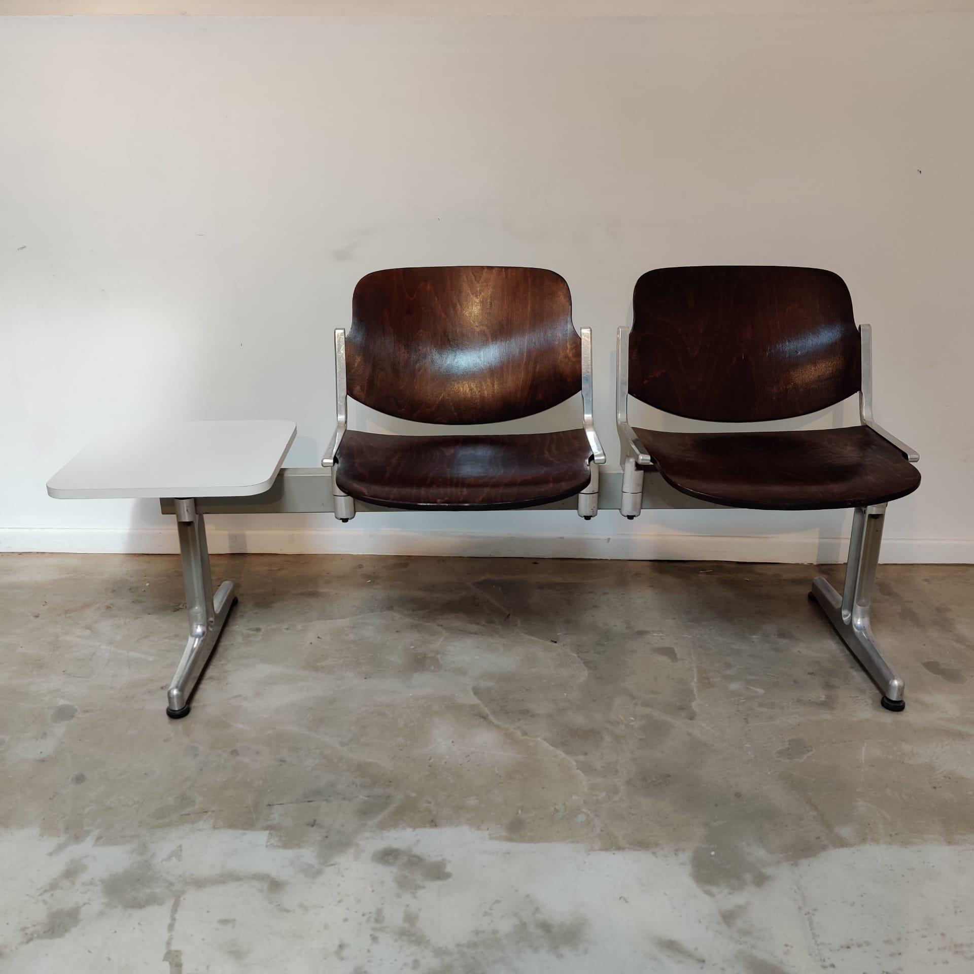 Italian Castelli bench